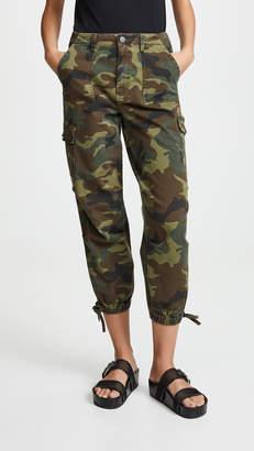Alice + Olivia Jeans High Waist Cargo Pants