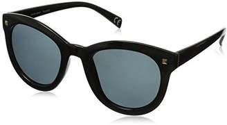 Foster Grant Women's Bria Pol Polarized Wayfarer Sunglasses