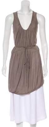 Stella McCartney Pleated Mini Dress