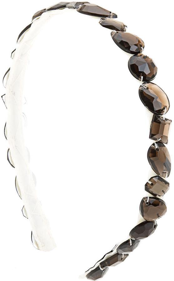 Jennifer Ouellette Skinny Gemstone Headband