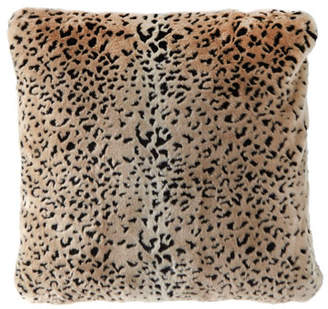 "Fabulous Furs Signature Series Pillow, 24""Sq."