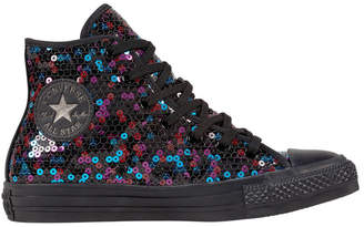 Converse Chuck Taylor All Star Sequined Hi 562443C