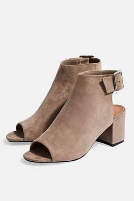 d54dfa9c74 Topshop Buckle Boots - ShopStyle