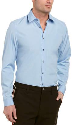 Gucci Poplin Woven Shirt