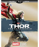 Disney Thor: The Dark World Blu-ray + Digital Copy