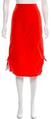 Kenzo Knee-Length Pencil Skirt w/ Tags