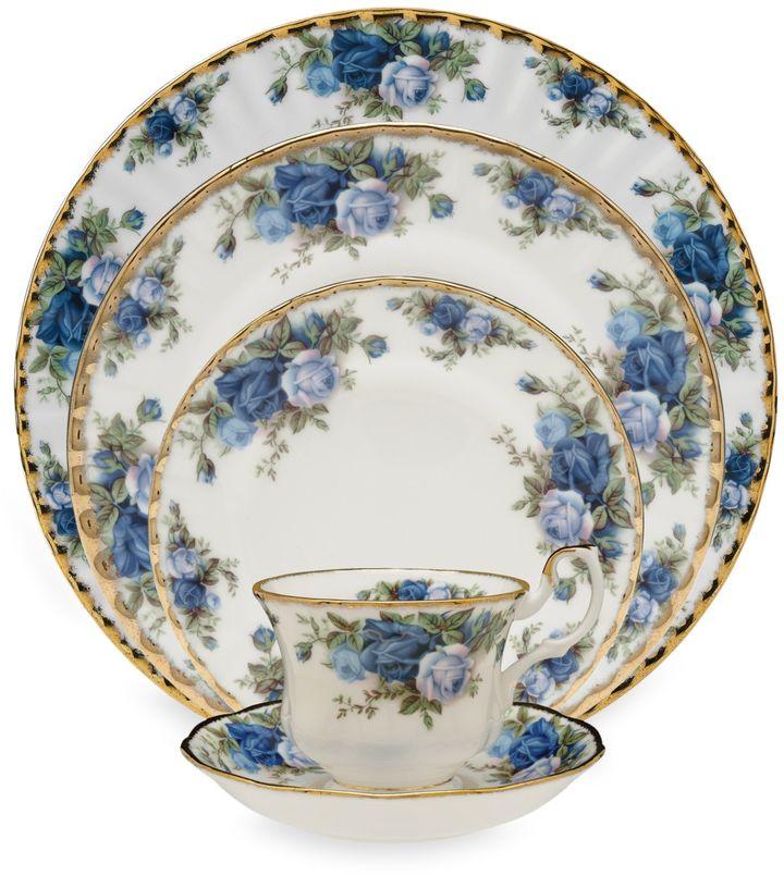 Royal Albert Moonlight Rose Dinnerware