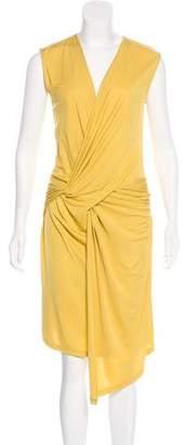 Costello Tagliapietra Gathered Midi Dress