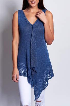 B&K moda N/s V Neck Pullover