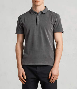 AllSaints Ossage Polo Shirt
