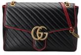 811b05d3edc4 Gucci Large GG Marmont 2.0 Matelasse Leather Shoulder Bag
