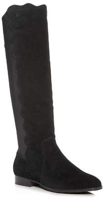 Jack Rogers Women's Catherine Scalloped Boots