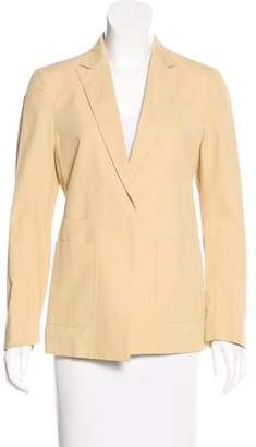 CNC Costume National Single-Breasted Fitted Blazer