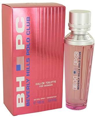 Beverly Hills Polo Club by Beverly Fragrances Eau De Toilette Spray 3.4 oz