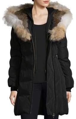 Mackage Fur Down Coat