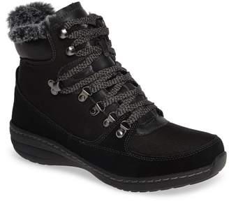 Aetrex Kelsey Faux Fur Lined Hiker Boot