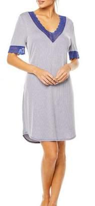 Cosabella Sleep-Shirt And Shorts