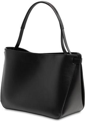 Ann Demeulemeester Leather Top Handle Bag
