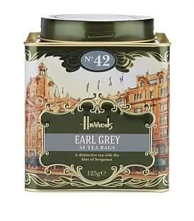 Harrods Heritage No.42 Earl Grey 50 Tea Bags