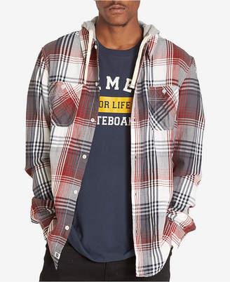Element Men's Filson Hooded Button-Down Shirt