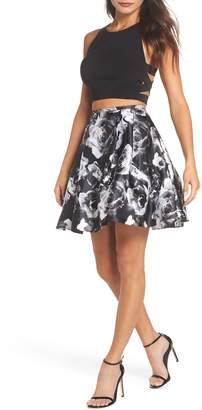 Blondie Nites Two-Piece Party Dress