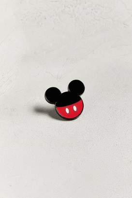 Urban Outfitters Mickey Mouse Logo Pin