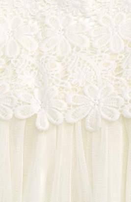 Popatu Lace & Tulle Dress
