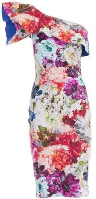 442734c8e06 Chiara Boni La Petit Robe Di Elisse Print Dress