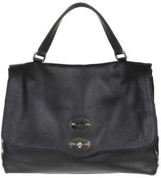 Zanellato Postina M Daily In Black Leather