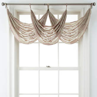 Liz Claiborne Giselle Floral Waterfall Valance
