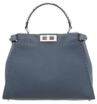 Fendi Medium Selleria Peekaboo Bag