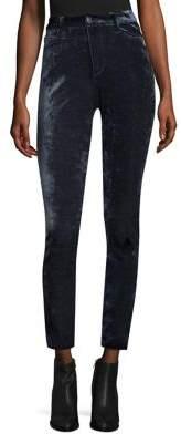 Joe's Jeans Velvet Skinny Jeans