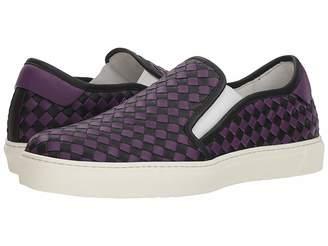 Bottega Veneta Checker Slip-On Sneaker