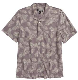 Treasure & Bond Print Woven Shirt