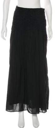 See by Chloe Embroidered Maxi Skirt