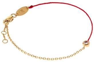 Redline Yellow Gold Pure Double Bracelet