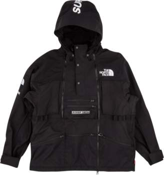 Supreme TNF Steep Tech Hooded Jacket Black