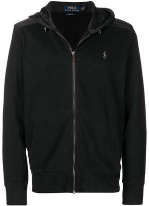 Polo Ralph Lauren zipped hoodie jacket