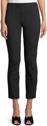 Diane von Furstenberg Skinny Cropped Ponte Pants