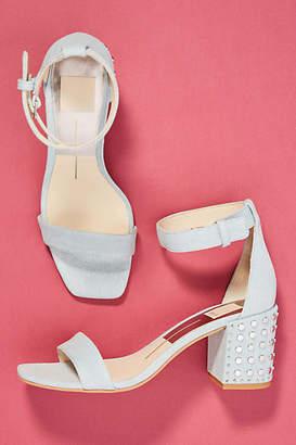 Dolce Vita Studded Heel Sandals