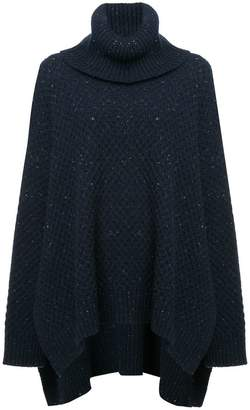 ADAM by Adam Lippes roll-neck slouched sweater