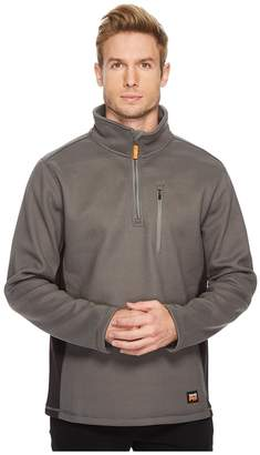 Timberland Studwall 1/4 Zip Textured Fleece Top Men's Clothing