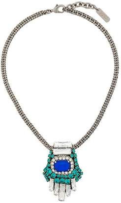 Rada' Radà square pendant necklace