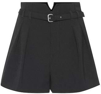 RED Valentino Crêpe shorts