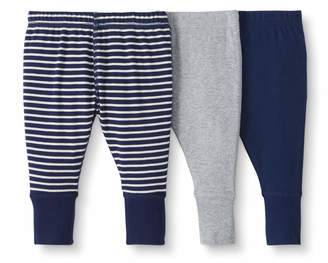 Hanna Andersson Moon And Back Moon and Back by Baby/Toddler 3-Pack Organic Cotton Jogger