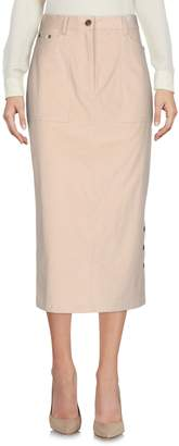 Jil Sander Navy 3/4 length skirts