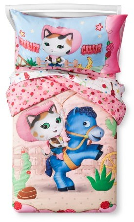 Disney Disney Sheriff Callie's Wild West® Pink Bedding Set (Toddler) 4pc