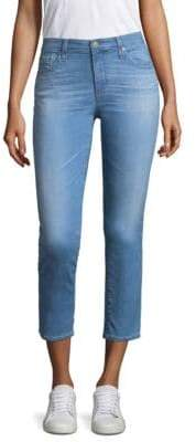 AG Jeans Prima Crop Jeans