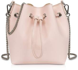 Lancaster Paris Treasure and Annae Leather Mini Bucket Bag