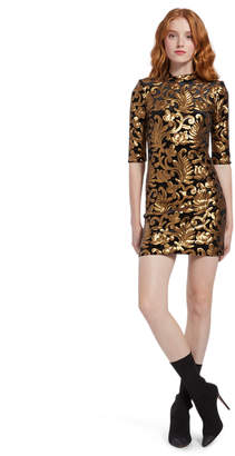 Alice + Olivia INKA SEQUIN MINI DRESS